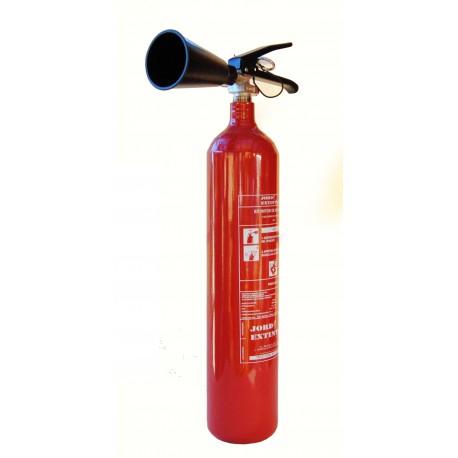 Extintor CO2 - 2 Kg
