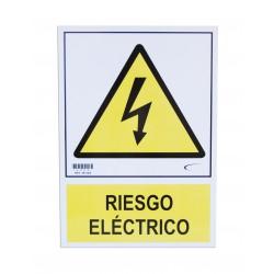 Señalización - Placa Riesgo Eléctrico