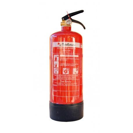 Extintor TP-3kg
