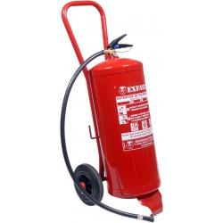 Carro extintor 25 Kg POLVO ABC