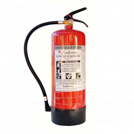 Extintor TP Alta Eficacia - 6kg